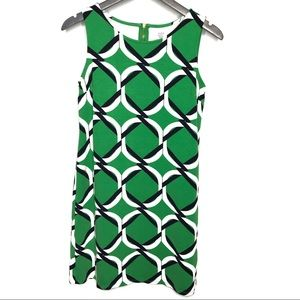 Crown & Ivy Beach Green Dress